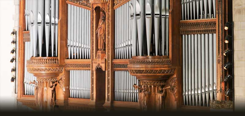 Pipe Organ Restoration & Rebuild